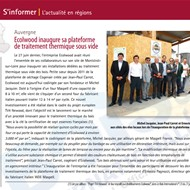 Ecolwood sur Bois International